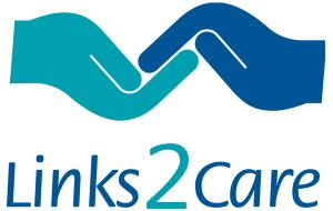 Links2Care logo