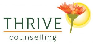 Thrive Counselling logo